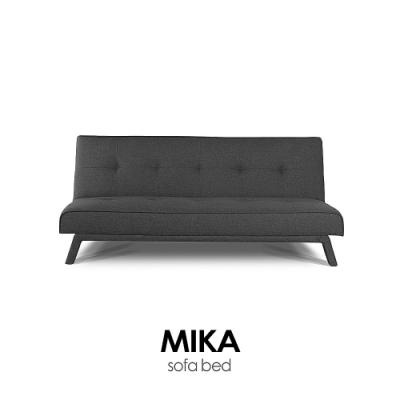obis MIKA 現代風簡約布沙發床(三色)
