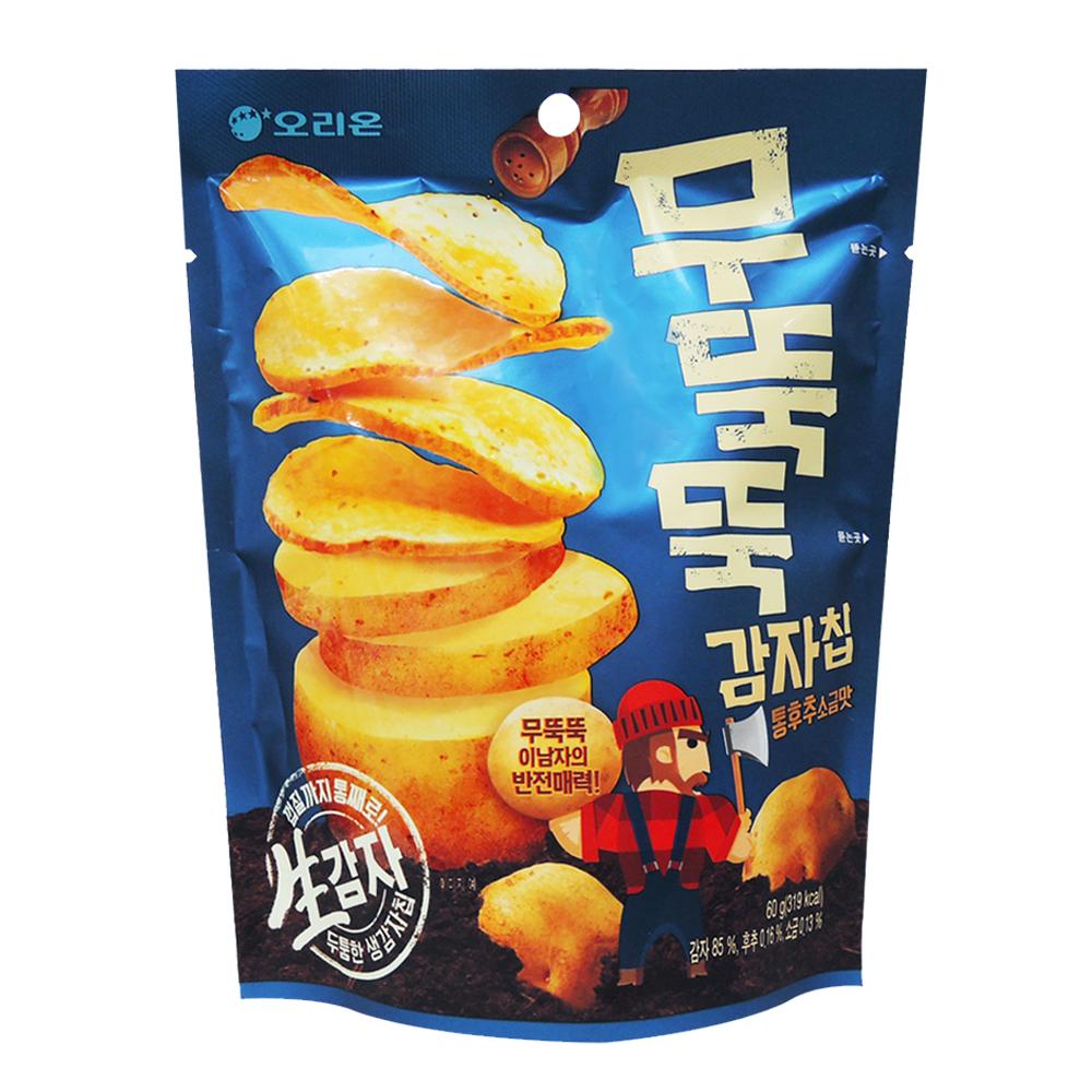 韓國ORION 厚切洋芋片60g