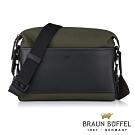 BRAUN BUFFEL - 尼爾系列潮流斜背包- 橄欖綠