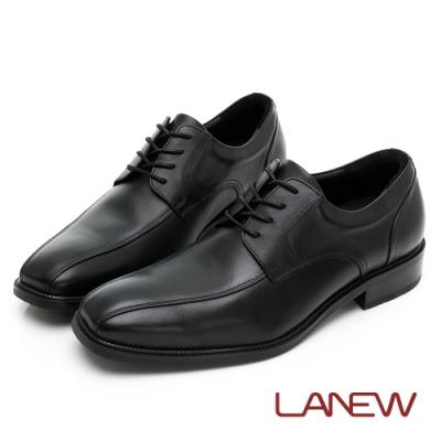LA NEW 經典小方頭紳士鞋 德比鞋(男226038530)