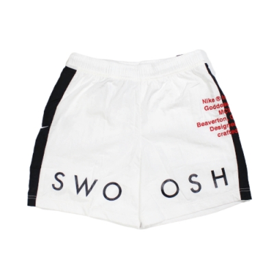 NIKE 男 AS M NSW SWOOSH SHORT WVN 運動短褲