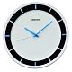 SEIKO 日本精工 滑動式秒針 靜音 掛鐘(QXA769W)白/30.7cm product thumbnail 1