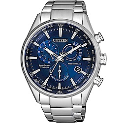 CITIZEN 電波對時限量腕錶(CB5020-87L)44mm