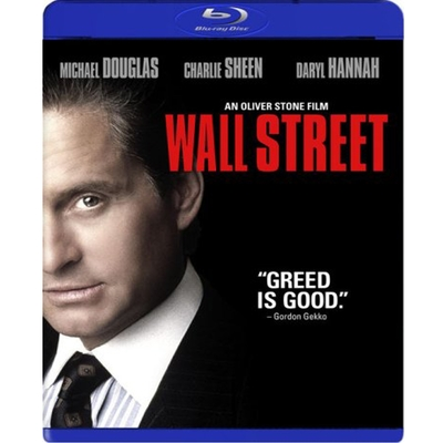華爾街 WALL STREET  藍光 BD
