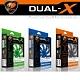 COUGAR 美洲獅 DUAL-X 酷炫風 LED燈 12cm散熱風扇 (扇葉雙層加厚) product thumbnail 1