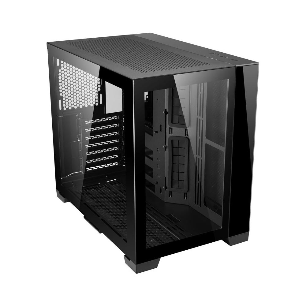 LIAN LI 聯力 O11 Dynamic MINI ATX玻璃透側機殼(黑) - O11D Mini-X