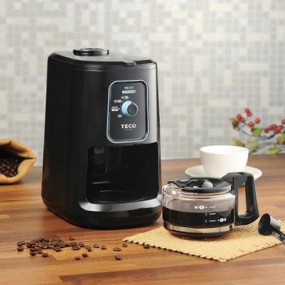 TECO東元 4杯份自動研磨咖啡機 XYFYF042