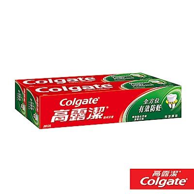 高露潔 特涼薄荷牙膏200g ( 2入 )