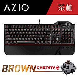 AZIO L80 MAX 茶軸機械式電競鍵盤