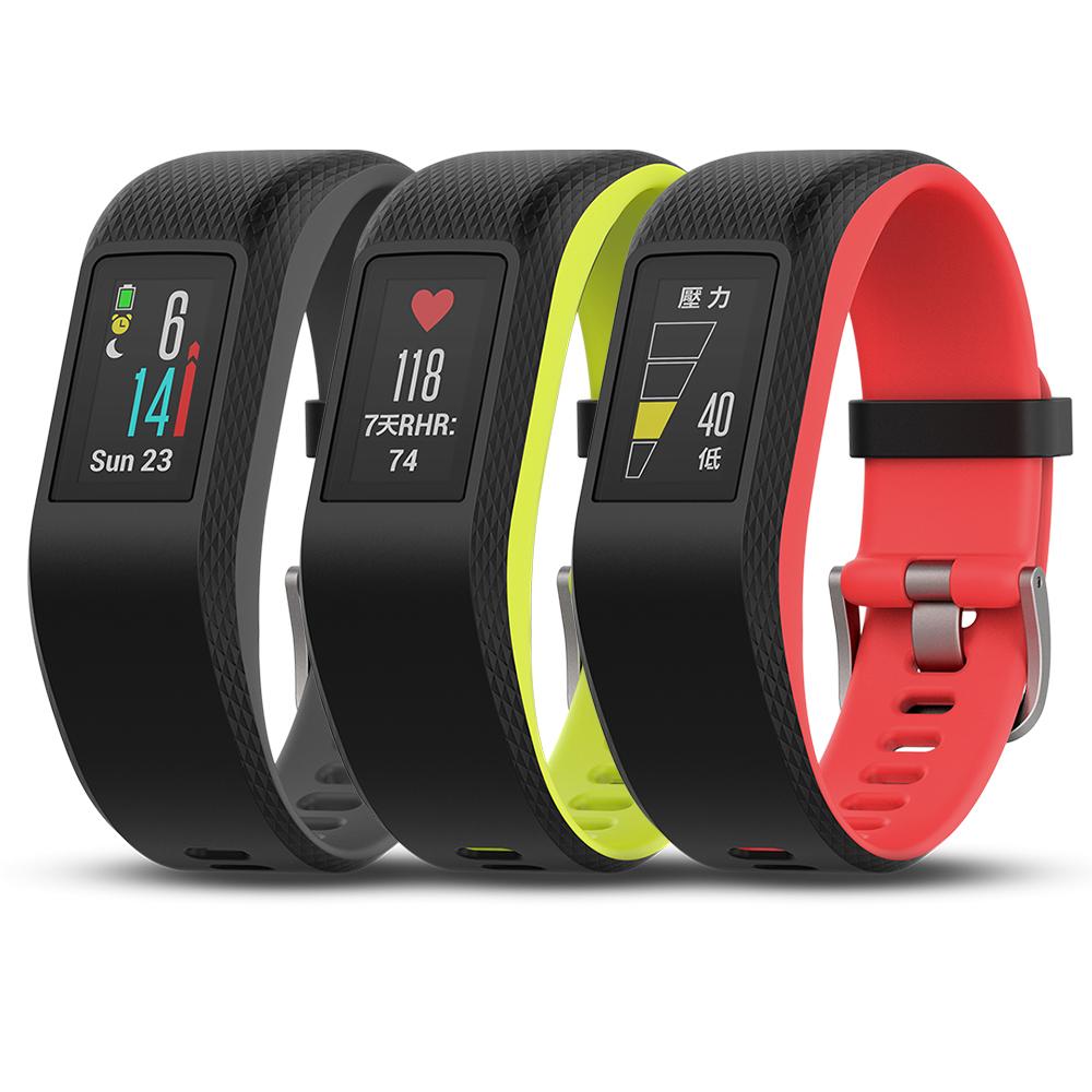 GARMIN Vivosport GPS智慧健康心率手環