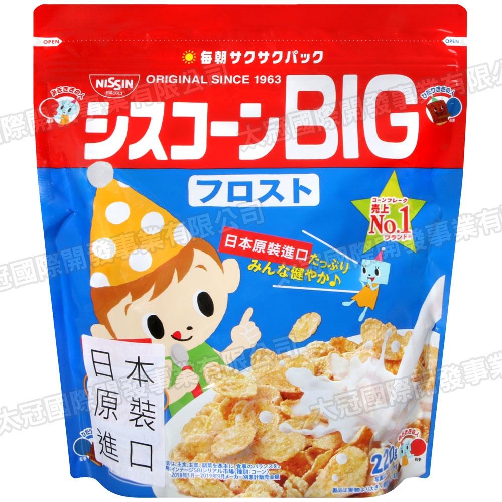 日清Cisco BIG糖霜早餐玉米片(220g)