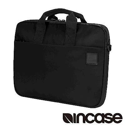 INCASE Compass Brief 13吋 飛行尼龍手提 / 肩背筆電公事包 (黑)