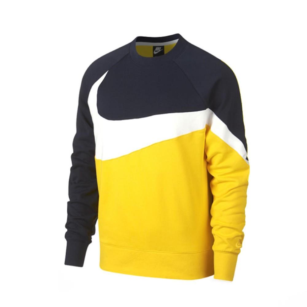 Nike 大學T NSW Hbr Crw Ft Stmt 男款 @ Y!購物