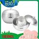 [買一送一] 膳魔師 雙層不鏽鋼蘋果餐碗900ML product thumbnail 2