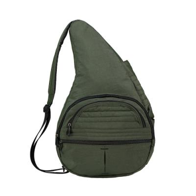 Healthy Back Bag 水滴單肩側背包-Big 夜幕綠