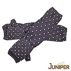 JUNIPER 日系抗UV紫外線防曬騎行運動涼感紗針織袖套