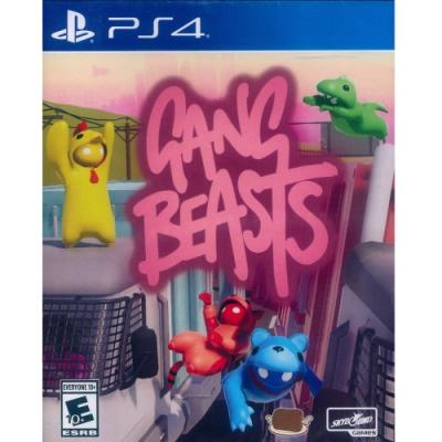 萌萌小人大亂鬥 Gang Beasts - PS4 英文美版
