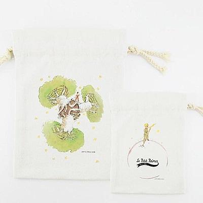 經典小王子 08猢猻麵包樹(束口袋-中)