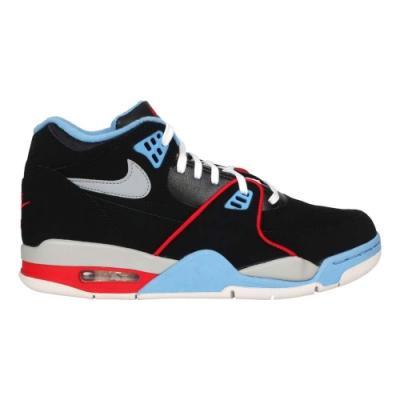 NIKE AIR FLIGHT 89 男運動鞋-經典 復古 街頭運動 氣墊 DB5918001 黑藍紅