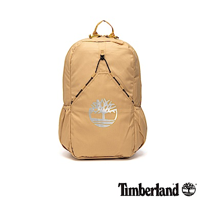 Timberland 中性中駝色休閒雙肩後背包|A1CV1