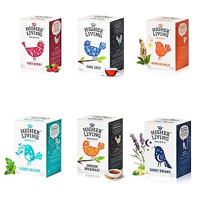 英國HIGHER LIVING 茶品系列任選均一價