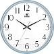 POWER霸王鐘錶-極簡超靜音掛鐘-天空藍-PW-8207-GKS-32.7CM product thumbnail 1