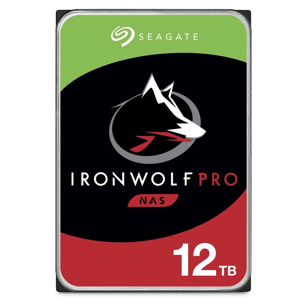 Seagate那嘶狼IronWolf Pro 12TB 3.5吋 NAS專用硬碟