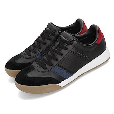 Skechers 休閒鞋 Zinger 工作鞋 復古 男鞋