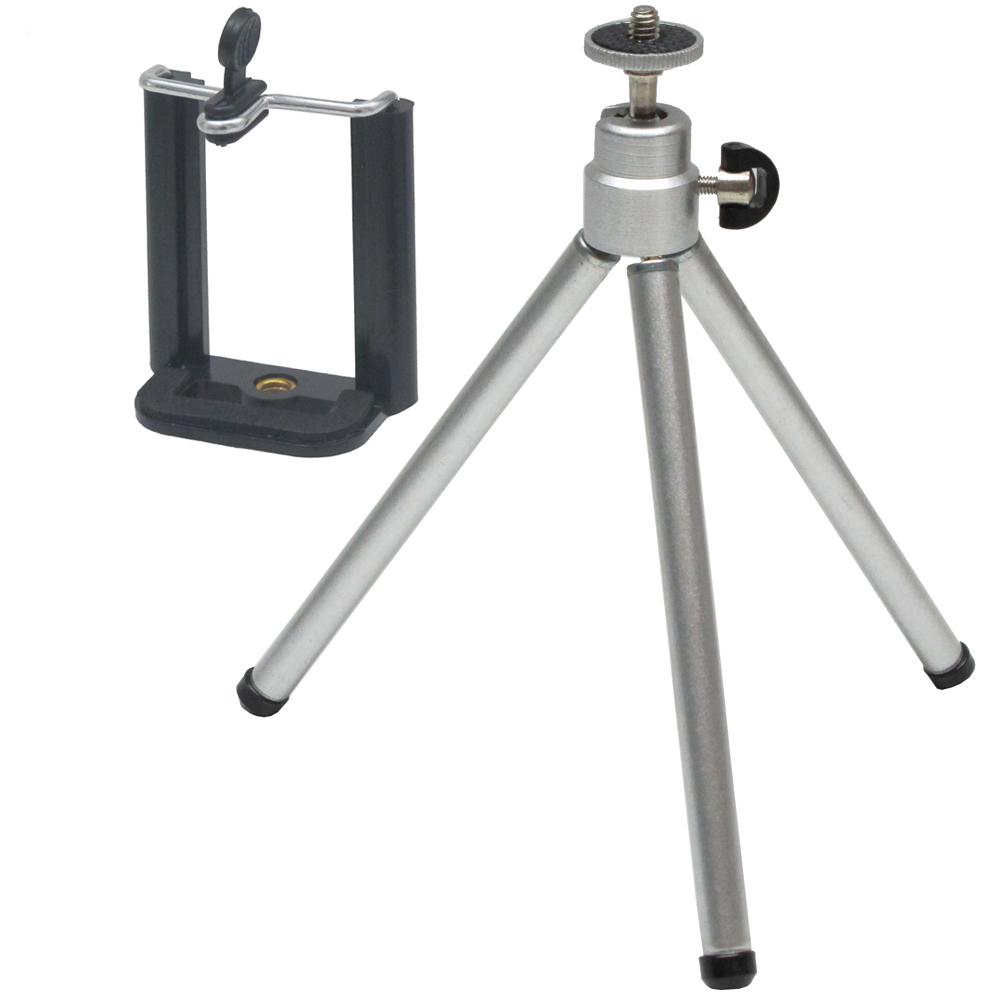 月陽手機相機兩用迷你攜帶型2節式三腳架(M1317)