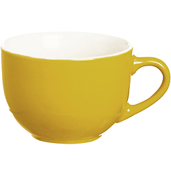 《EXCELSA》陶製茶杯(黃170ml)