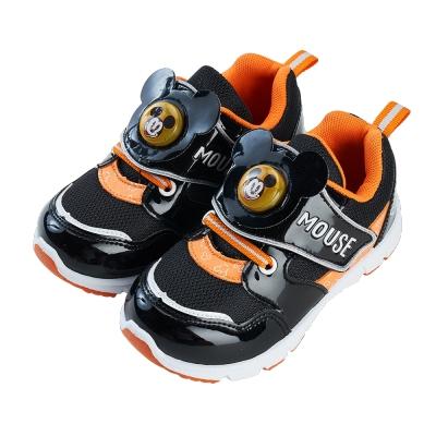 迪士尼童鞋 米奇 復古造型電燈休閒鞋