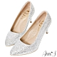 Ann'S銀河碎石亮片電鍍鞋跟尖頭高跟鞋 product thumbnail 1