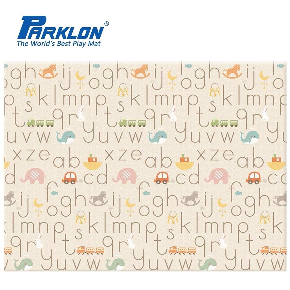 韓國 Parklon 帕龍 無毒遊戲地墊 Hi Living系列-字母動物園