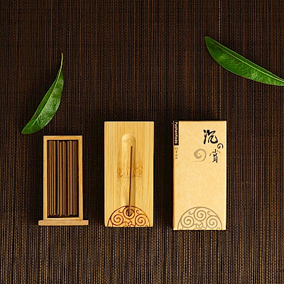 Fushankodo富山香堂-沉之賞57臥香飄逸盒