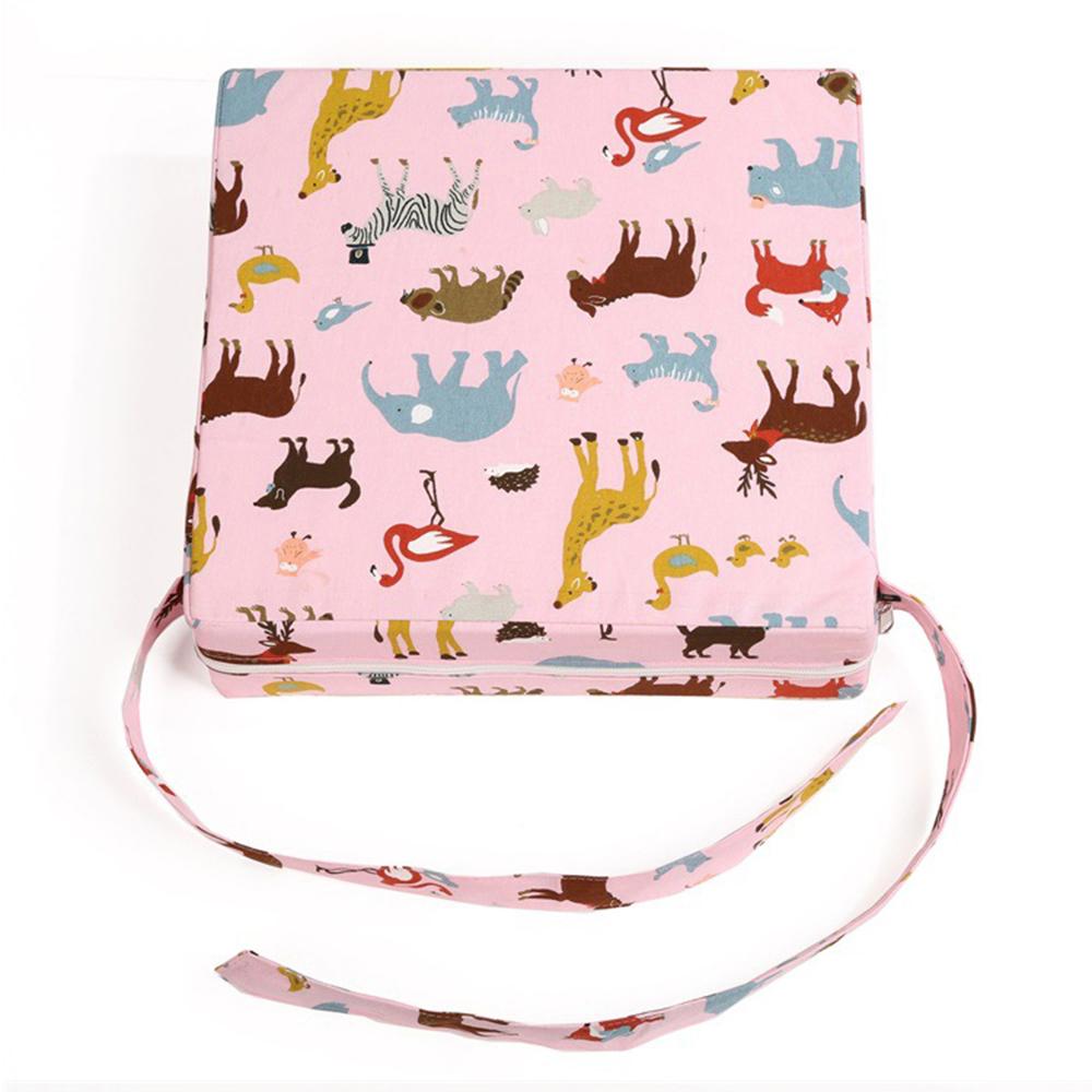 baby童衣 高密度海棉皮革寶寶餐椅增高墊 88010 product image 1