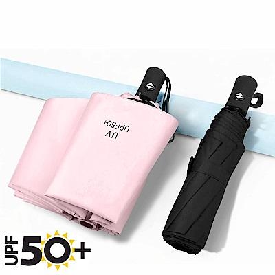 CITI 超防曬抗UVUPF50+ 8骨防風大傘面 輕量體感降溫自動傘/晴雨傘 [限時下殺]