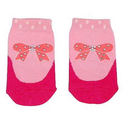 WHY AND 1/2 mini 蝴蝶結短襪