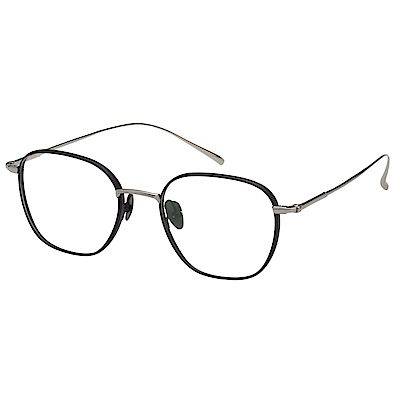 VEDI VERO 輕巧 光學眼鏡 (黑配銀)