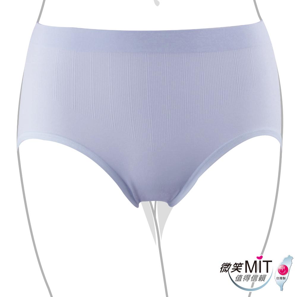推EASY SHOP-iMEWE 高腰三角褲(人氣紫)