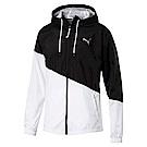 PUMA-男性訓練系列A.C.E.撞色風衣外套-黑色-歐規