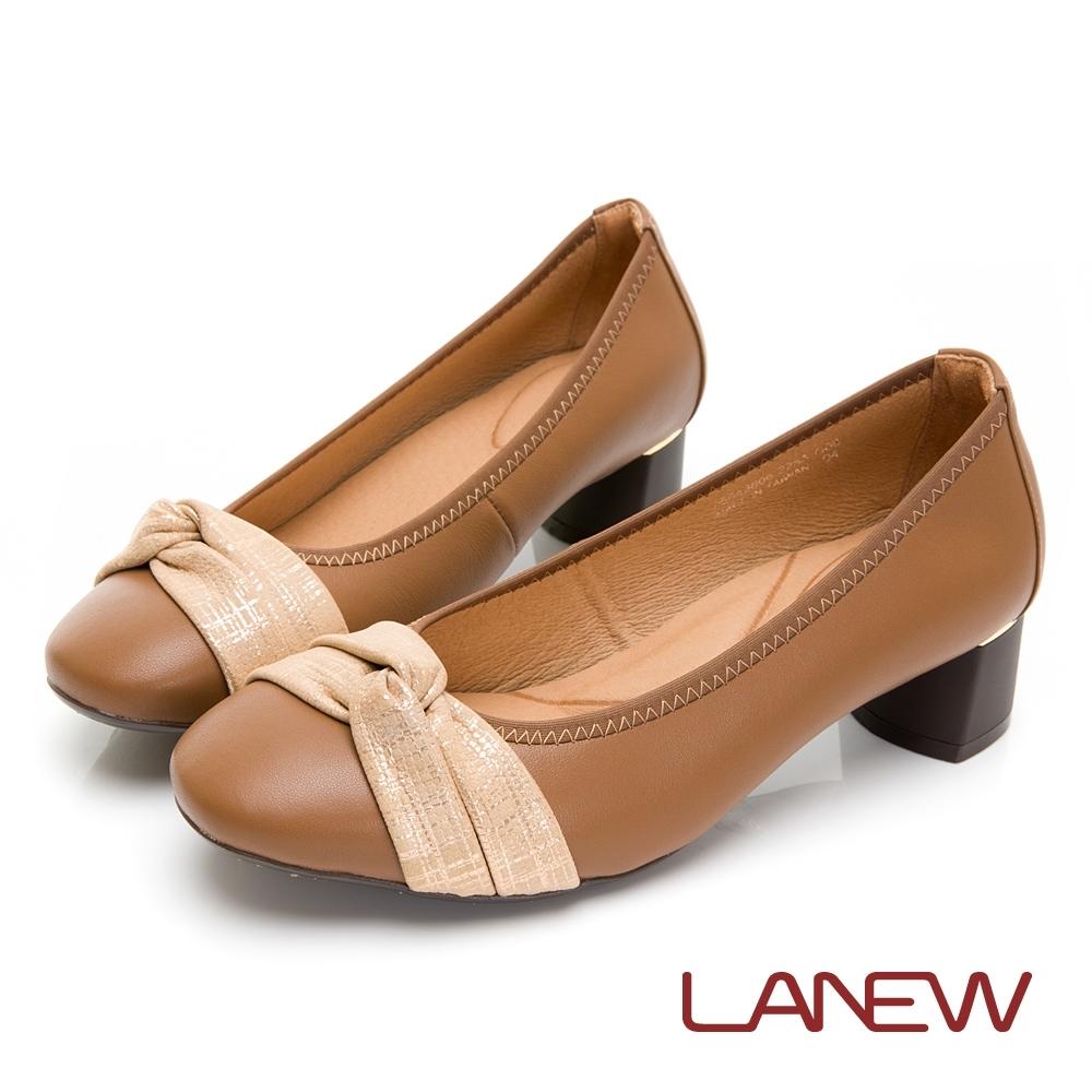 LA NEW SO Lite 彈力減壓 寬楦 粗跟 淑女鞋(女225048606)