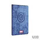 Marvel漫威 Apple iPad 2018 9.7吋 英雄系列可立式保護套 美國隊長