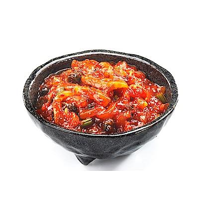 韓味不二-墨魚拌醬150g