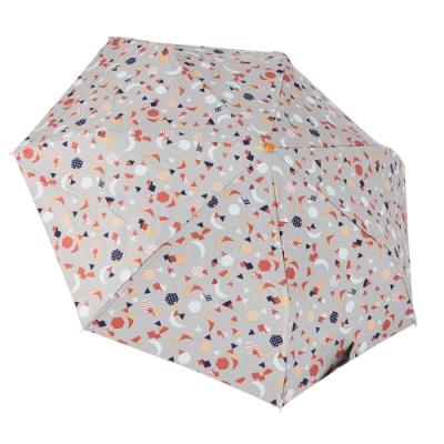 RAINSTORY 8°降溫凍齡個人自動傘(童趣拼貼)