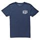 Deus Ex Machina CAMPERDOWN ADDRESS T恤 - 藍 product thumbnail 1