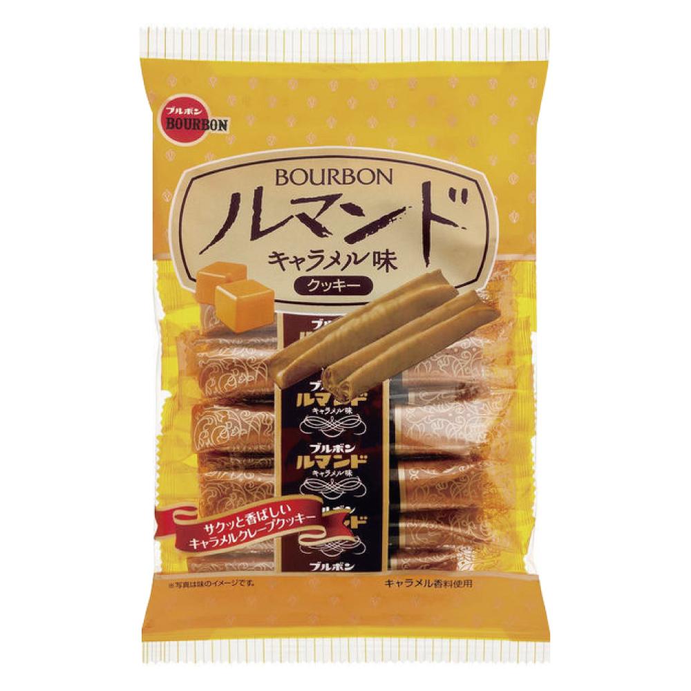 Bourbon北日本 焦糖餅乾酥(88.8g)
