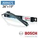 """【BOSCH 博世】AERO TWIN AM467S 26""""/19""""汽車專用軟骨雨刷 product thumbnail 2"""