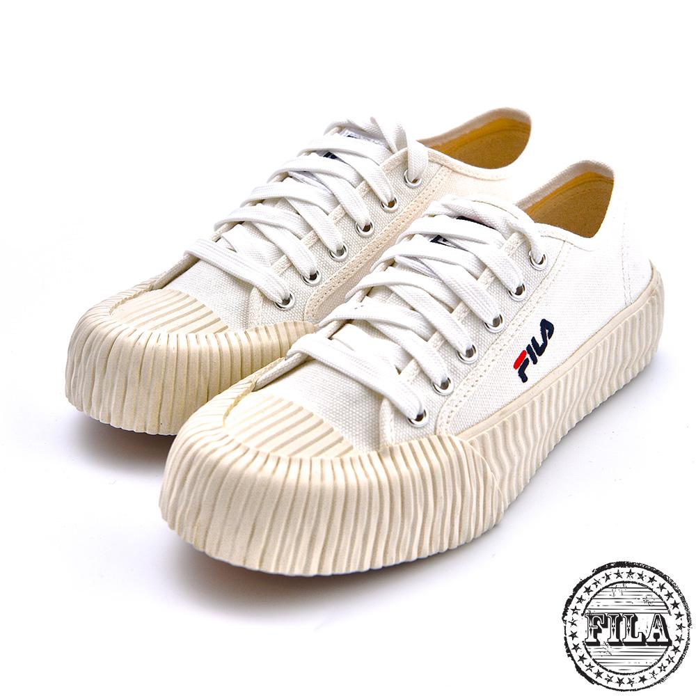FILA 情侶款 韓版中性餅乾鞋 4 C320T 111 @ Y!購物