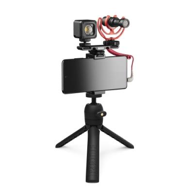 RODE Vlogger Kit Universal 手機直播套組 通用版(公司貨)