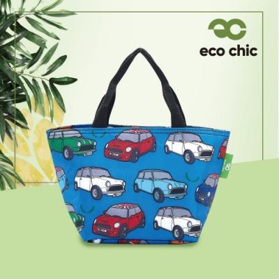 【英國ECO】時尚保冷袋-迷你車(100%再生環保纖維布料)(快)